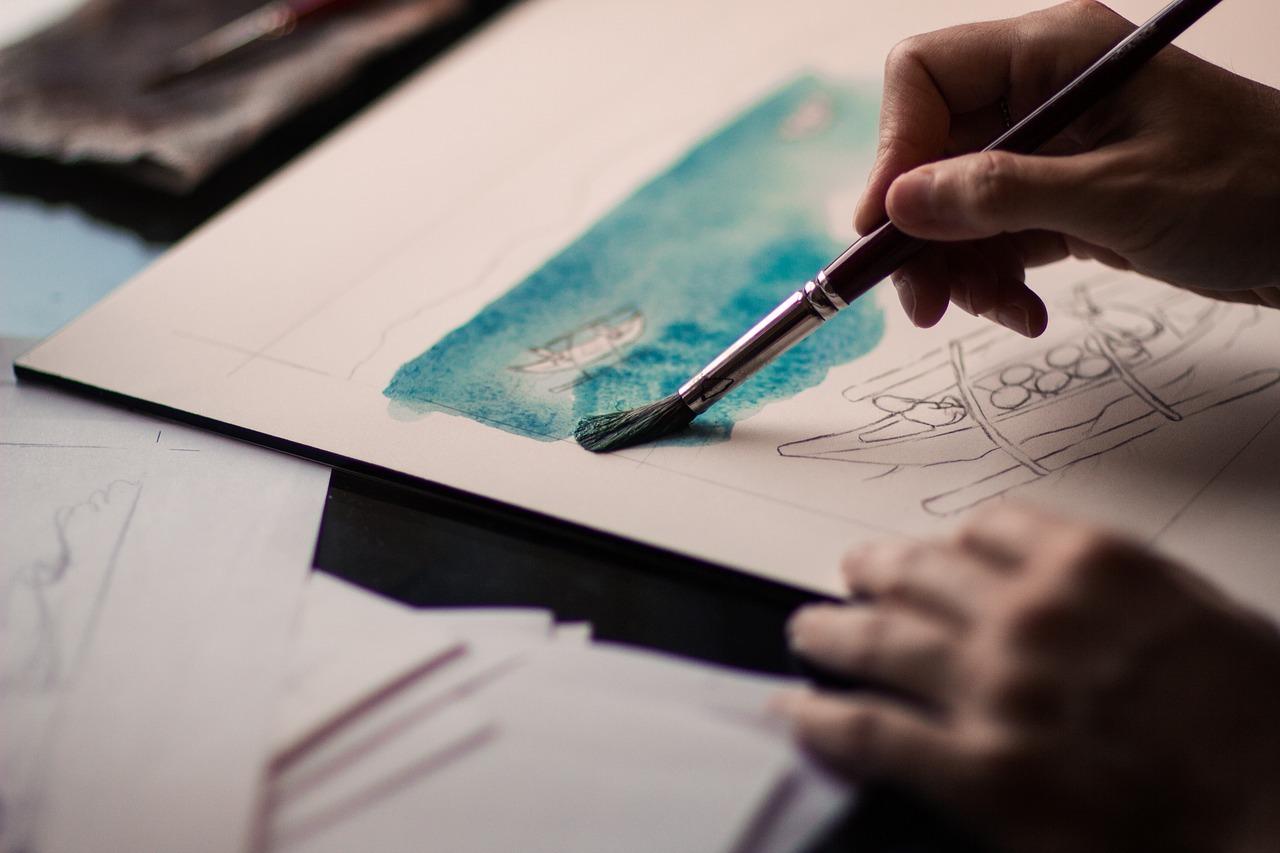 Praca dla osób z artystyczną duszą
